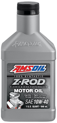 AMSOIL Z-ROD 10W-40 Synthetic Motor Oil (ZRD)